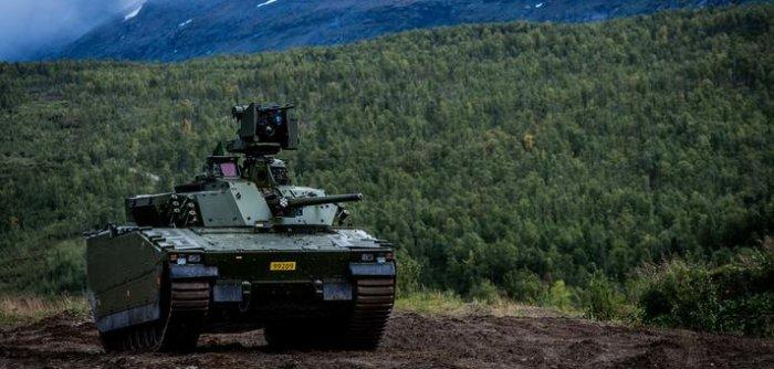 Rheinmetall Presents Lynx Infantry Fighting Vehicle Upi Com