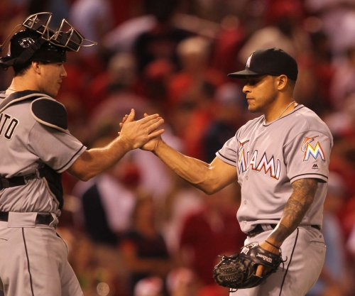 Miami Marlins activate RHP A.J. Ramos from DL