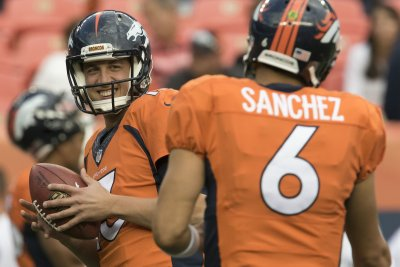 Denver Broncos put their trust in QB Trevor Siemian