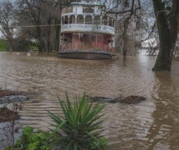 Three dead in California; Russian River floods 500 homes
