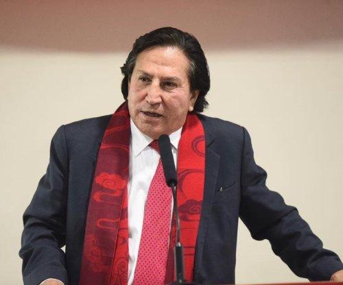 $30K bounty set for capture of Peru's ex-President Toledo