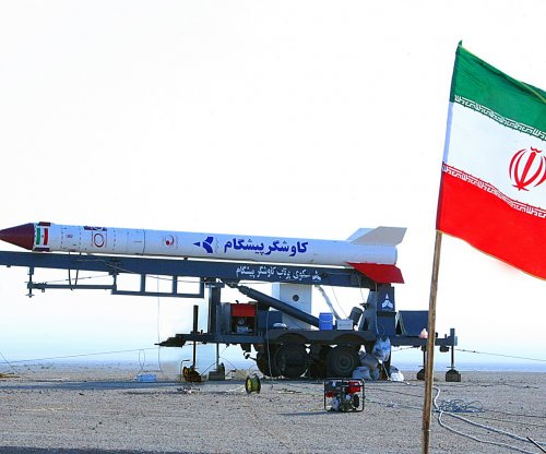 Iran launches satellite-capable rocket into space
