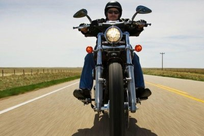 Motorcycle crashes far more deadly than car crashes
