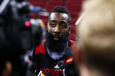James Harden helps Houston Rockets surge by Indiana Pacers
