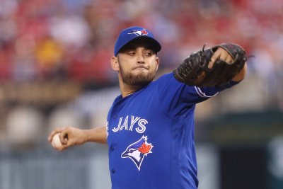 Marco Estrada returns for Toronto Blue Jays against Oakland A's