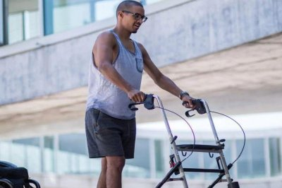 Spinal cord stimulation breakthrough helps paralyzed patients walk