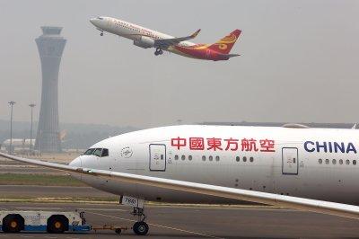 Canada, China trade travel warnings amid tensions over execs' arrests