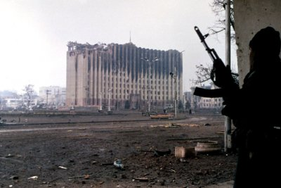 On This Day: Russia captures Chechen presidential palace