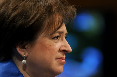 Kagan says Supreme Court must be 'modest'