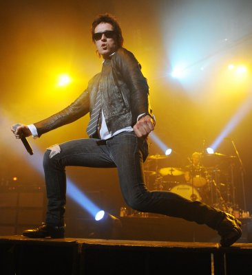 Weiland: Band hadn't been getting along