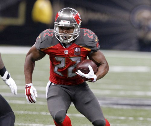 Tampa Bay Buccaneers injury report: Doug Martin questionable for Carolina Panthers