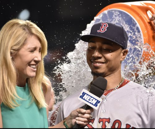 Mookie Betts' three homers carry Boston Red Sox past Baltimore Orioles