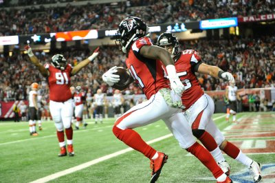 Atlanta Falcons happy to see healthy Desmond Trufant back at practice