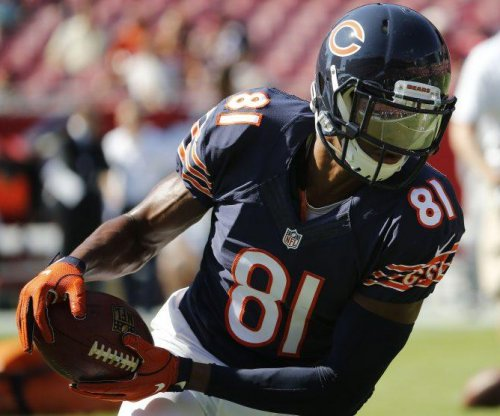 Chicago Bears WR Cameron Meredith suffered torn ACL during game vs. Tennessee Titans