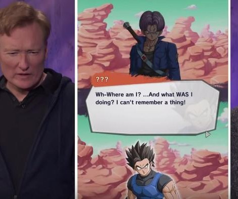 Conan O'Brien plays 'Dragon Ball Legends' in new Clueless Gamer