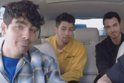The Jonas Brothers reunite, will star on Carpool Karaoke