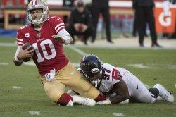 NFL, Falcons' Grady Jarrett sending young fan to Super Bowl after tragedy
