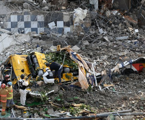 Police in South Korea probe crime ring role in Gwangju building collapse