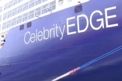 Celebrity Edge becomes first ship to depart from U.S. since pandemic