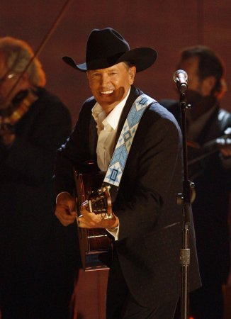 Stars line up for George Strait tribute