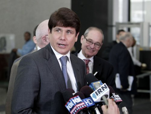 Witness: Blagojevich wanted big job