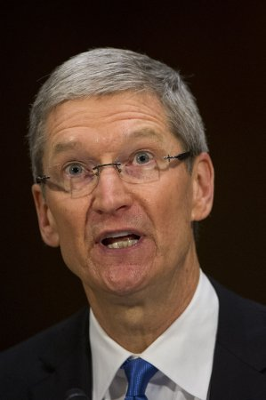 CNBC host accidentally outs Apple CEO Tim Cook live on air