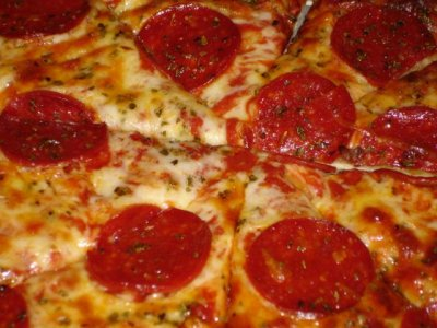 Suspected drunken driver was trying to order pizza