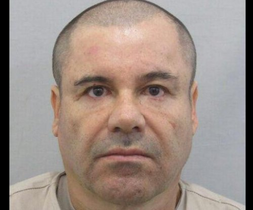 Video released of Joaquín 'El Chapo' Guzmán prior to escape