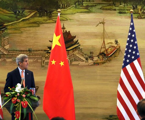 John Kerry urges Beijing to end South China Sea construction