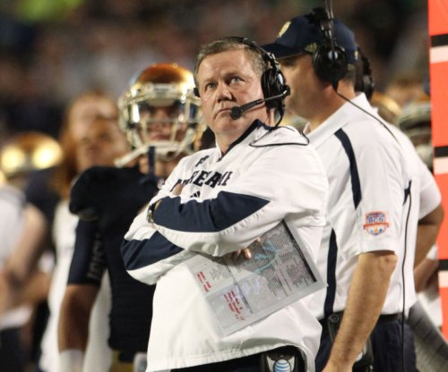 Notre Dame football: Irish coach Brian Kelly regrets sideline incident