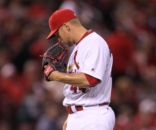 St. Louis Cardinals closer Trevor Rosenthal reaches milestone
