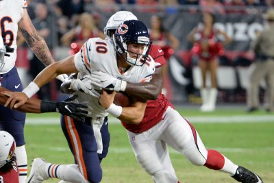 Chicago Bears to start Mitchell Trubisky in preseason finale vs. Cleveland Browns