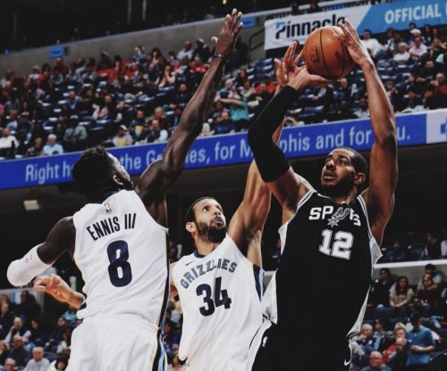 San Antonio Spurs hand Memphis Grizzlies 10th consecutive loss