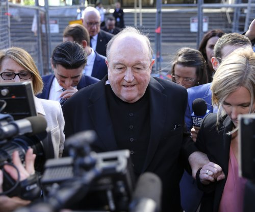 Australian archbishop to 'stand aside' after conviction, but not resign