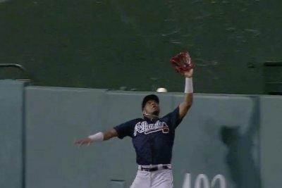 Atlanta Braves' Ronald Acuna Jr. hits 452-foot blast, robs homer