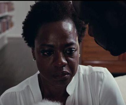 Viola Davis must repay a debt in new 'Widows' trailer