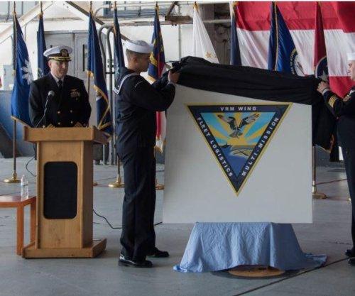 U.S. Navy establishes wing for CVM-22B Osprey aircraft