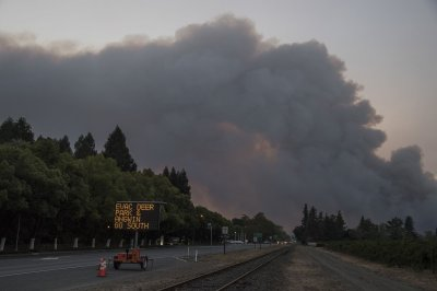Governor declares wildfire emergencies for 3 California counties