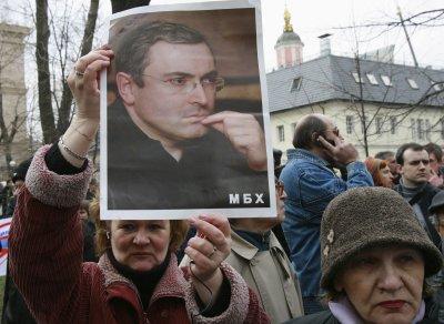 Siberian judge denies Yukos founder parole