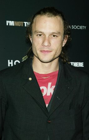 Late Heath Ledger wins Aussie acting prize