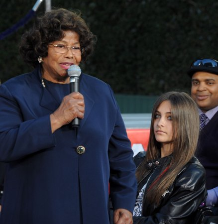 Katherine Jackson safe with family