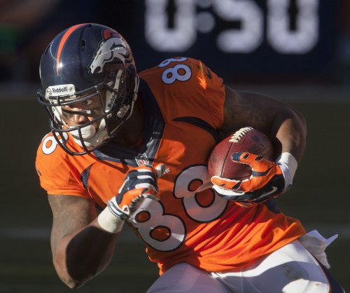 Denver Broncos sign Thomas to five-year deal