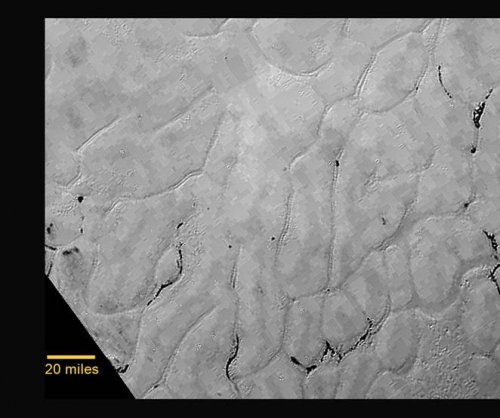 NASA releases new data, pictures from Pluto flyby