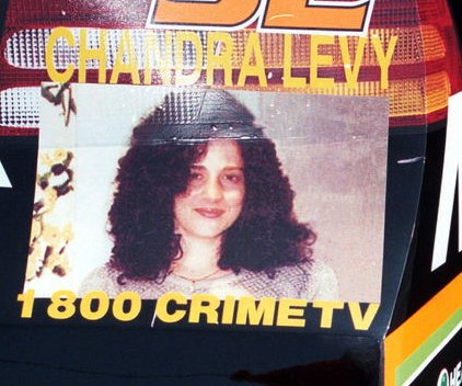 Prosecutors drop case against suspected killer of Chandra Levy