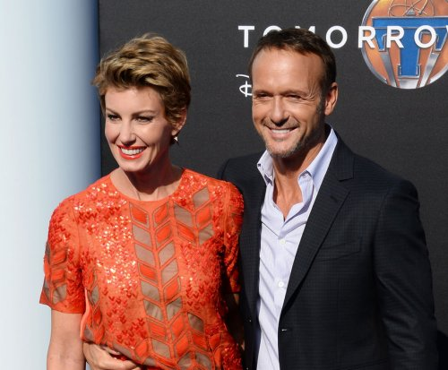 Tim McGraw, Faith Hill announce joint tour for 2017