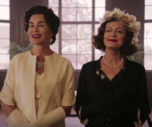 'Feud': Susan Sarandon, Jessica Lange face off in full-length trailer