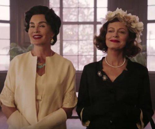 'Feud': Susan Sarandon, Jessica Lange face off in full-length trailer