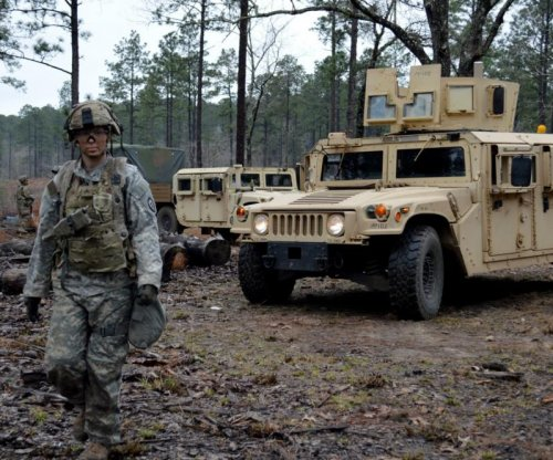Army awards AM General $11.8M for 60 Humvees