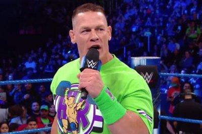 WWE Smackdown: John Cena returns, faces AJ Styles