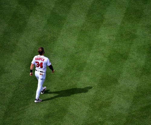 Bryce Harper explains humble motivation for 2018